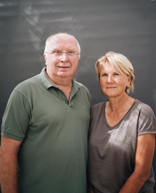 Horst und Gerlinde Pinter